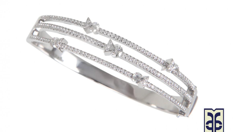 Eternal love Diamond Bracelet